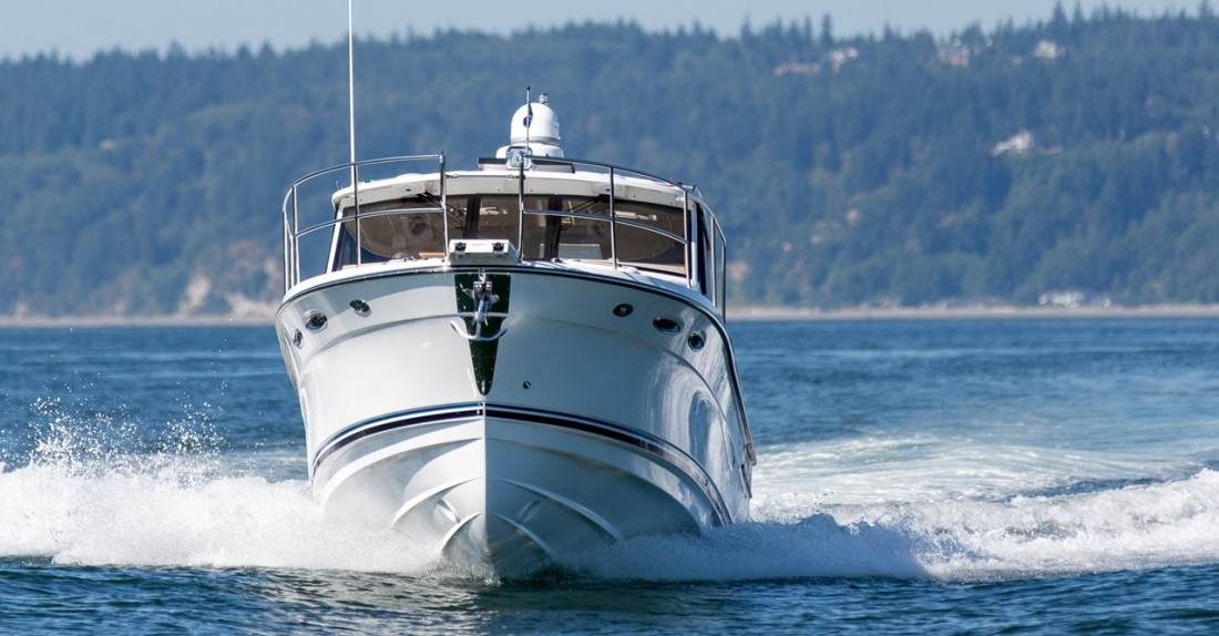 Cutwater Boats C-30