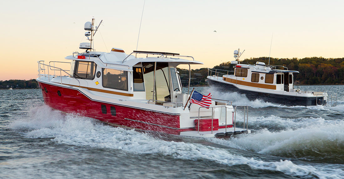 Ranger Tugs and Cutwater Boats Factory Direct Pricing